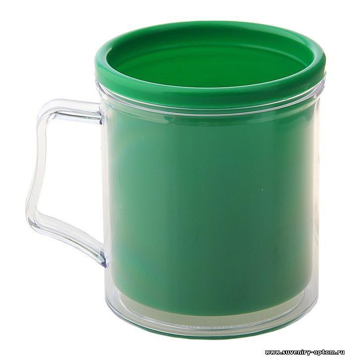 Как сделать пластиковые чашки